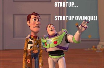 Non è tutta una startup