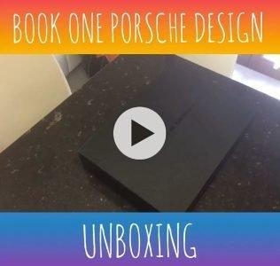 Come è dal vivo il Book One Porsche Design?